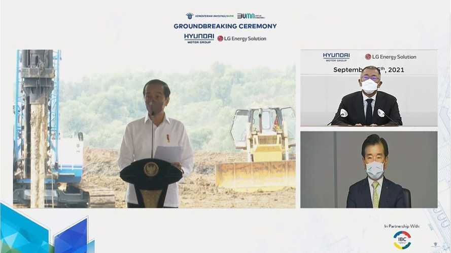 Hyundai And LGES Begin Construction Of Battery Plant in Indonesia