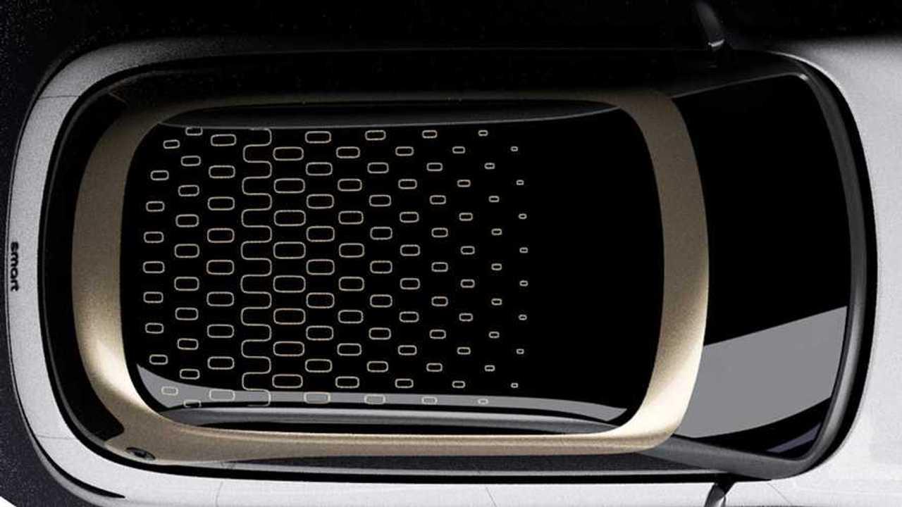 Smart zeigt neues Teaserbild seines Elektro-SUVs