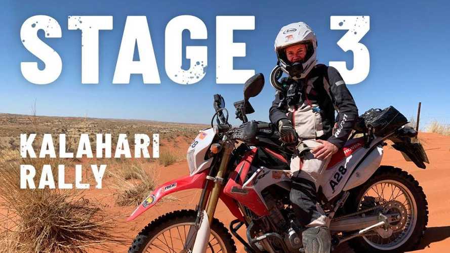 Ever Wonder What It's Like To Tackle The Kalahari Rally As A Newbie?