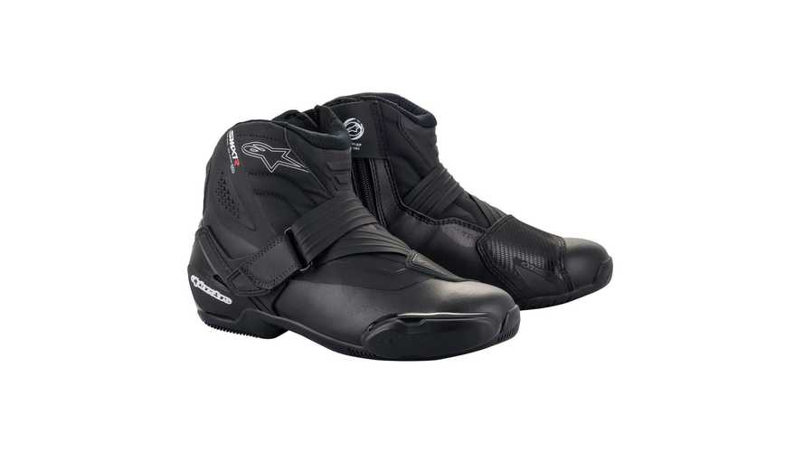 Alpinestars SMX-1 R V2 Boots Keep Your Everyday Ride Casual And Safe