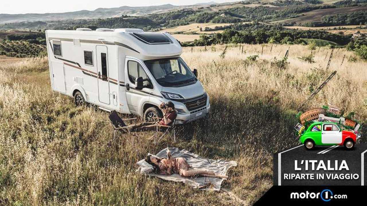 [cover] camper Noleggio tariffe