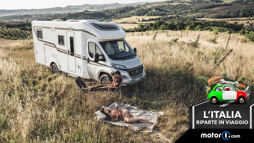 Noleggio camper, quanto costa per andare in vacanza