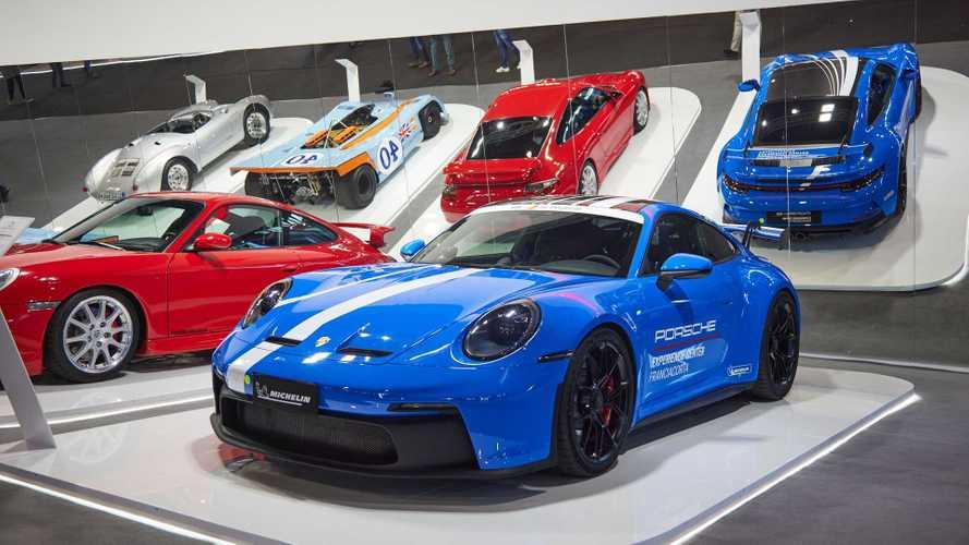 Le più belle Porsche da corsa sono ad Auto e Moto d'Epoca 2021