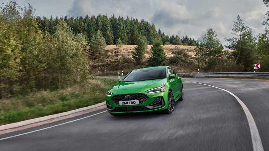 2022 Ford Focus facelift