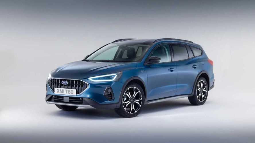 Ford Focus Facelift (2022)