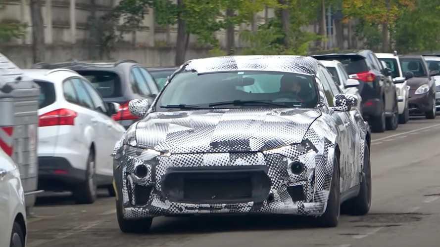 Ferrari Purosangue: vídeo espía del primer SUV de la marca