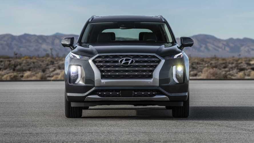 Самый большой кроссовер Hyundai оценили в рублях