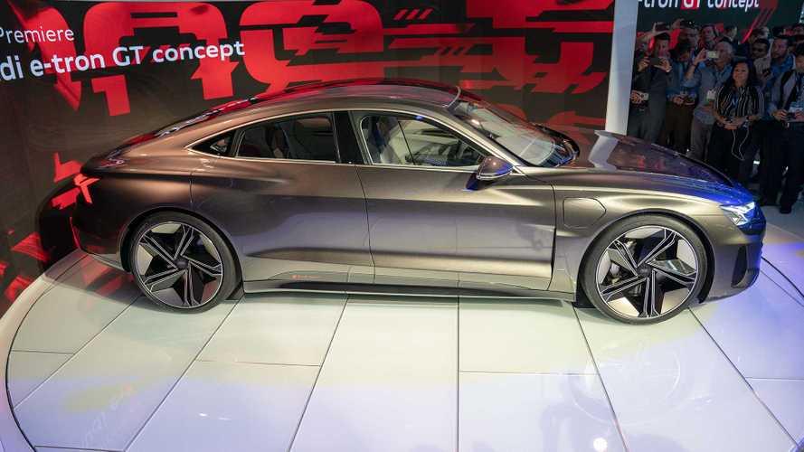 Audi e-tron GT, que virá ao Brasil, terá versão esportiva RS de 700 cv