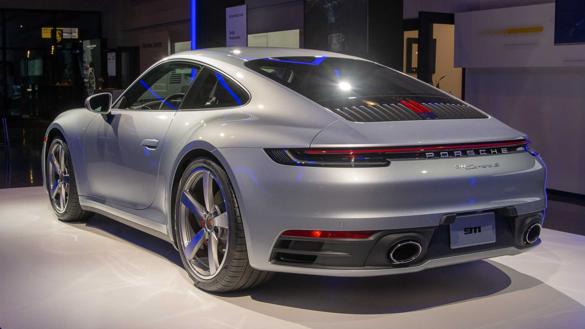Porsche Carrera S >> 2020 Porsche 911 Carrera S Carrera 4s Debut With 443 Hp