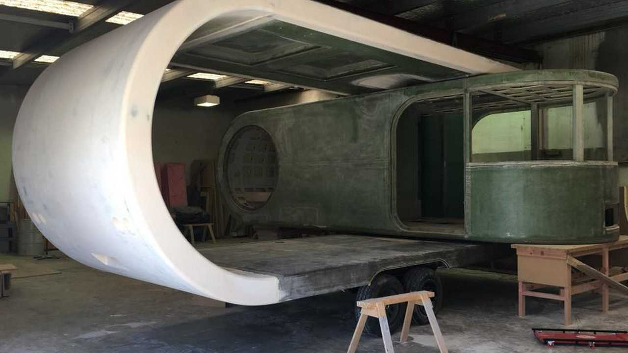 Romotow Camper