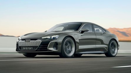Audi e-tron GT Concept 2019: camino a la realidad eléctrica