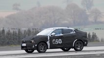 Lynk & Co 01 Coupe Spy Shots