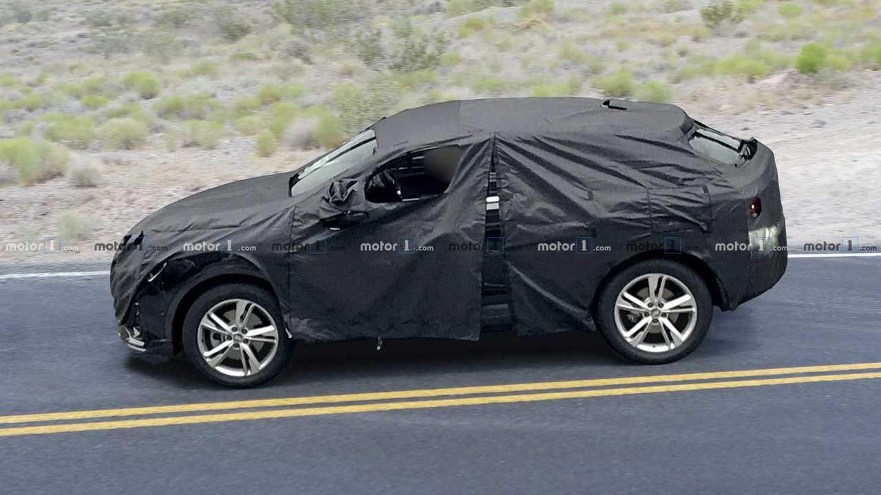 Audi Q4 Spionagefoto von 2020