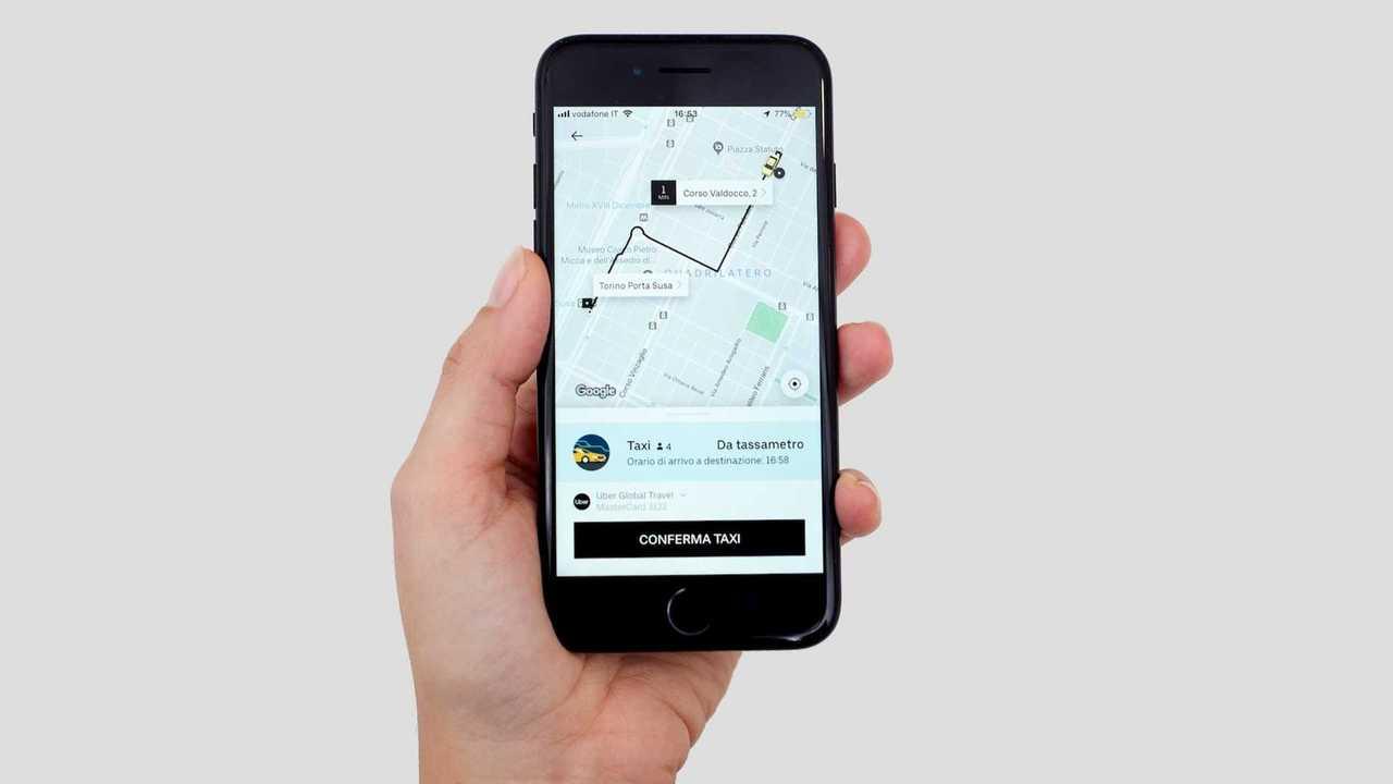 Uber Taxi arriva in Italia