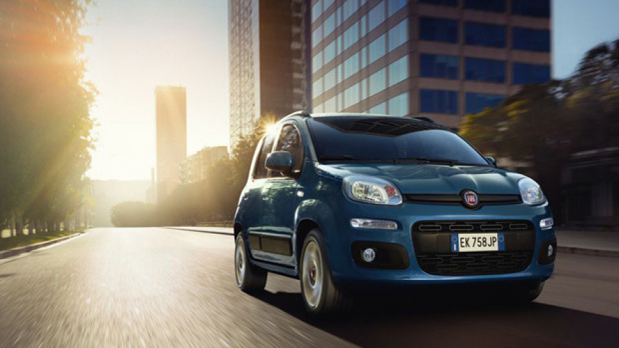 Fiat Professional svela la Nuova Panda Van