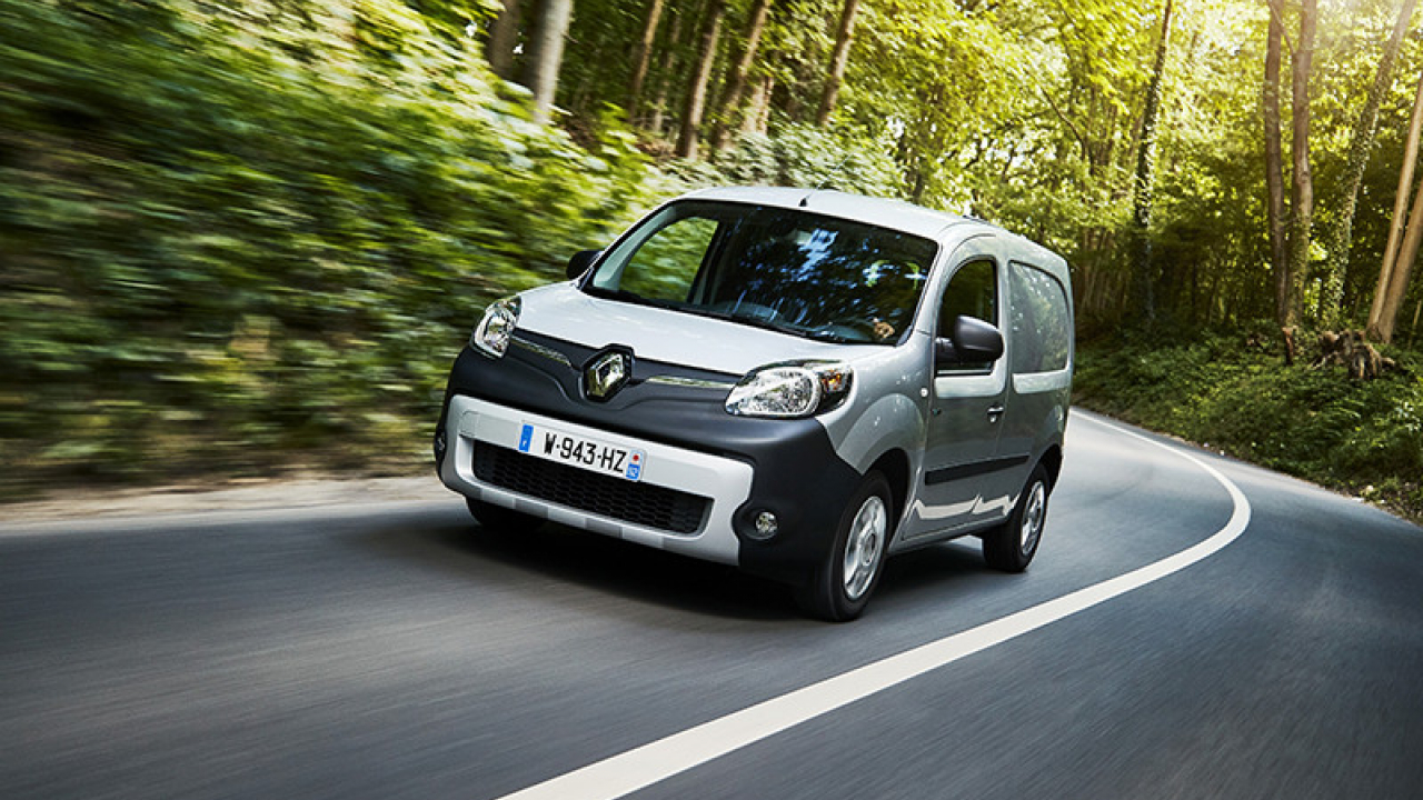 Nuovo Renault Kangoo Z.E. 2