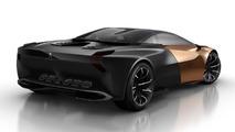 Peugeot Onyx concept leaked photo 11.9.2012