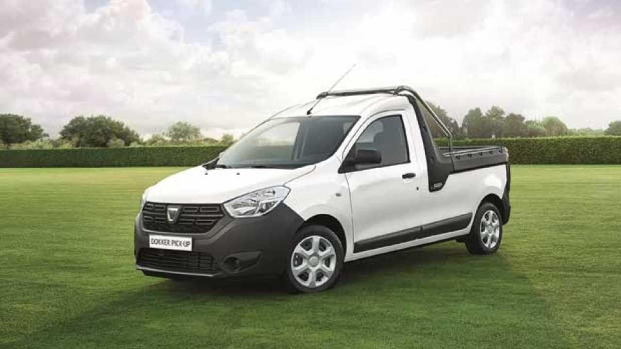 Dacia presenta il Dokker Pick-up