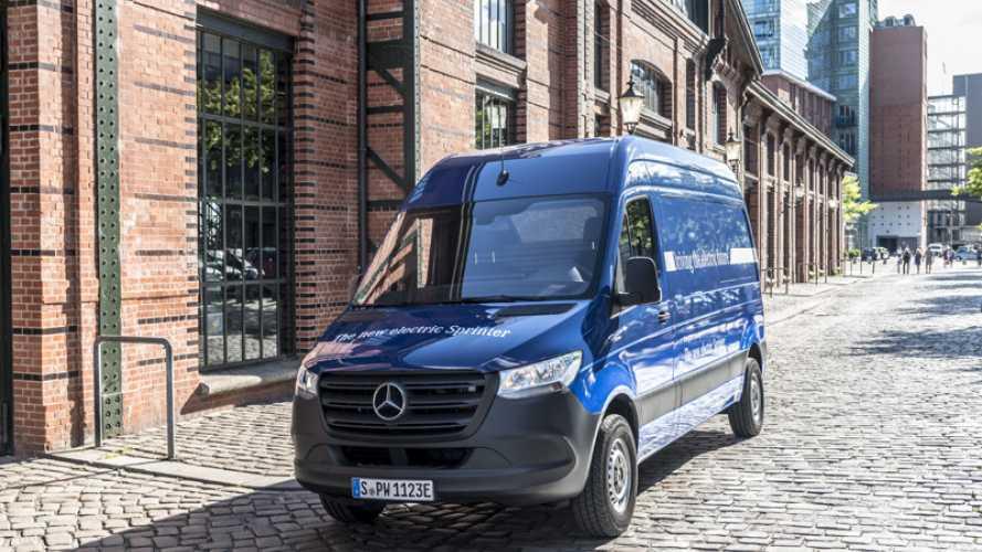 Banyak Model, Mercedes-Benz Paling Serius Kembangkan Van Listrik