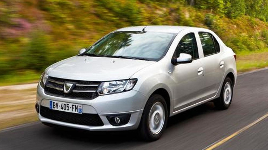 2013 Dacia Logan, Sandero and Sandero Stepway unveiled in Paris