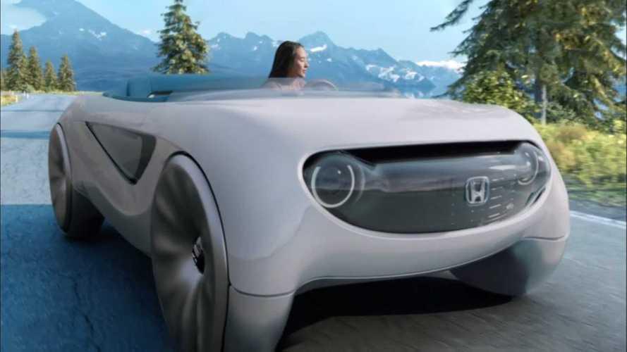 Ez a mókás külsejű Honda kisautó segíthet az önvezető autókra való átállásban