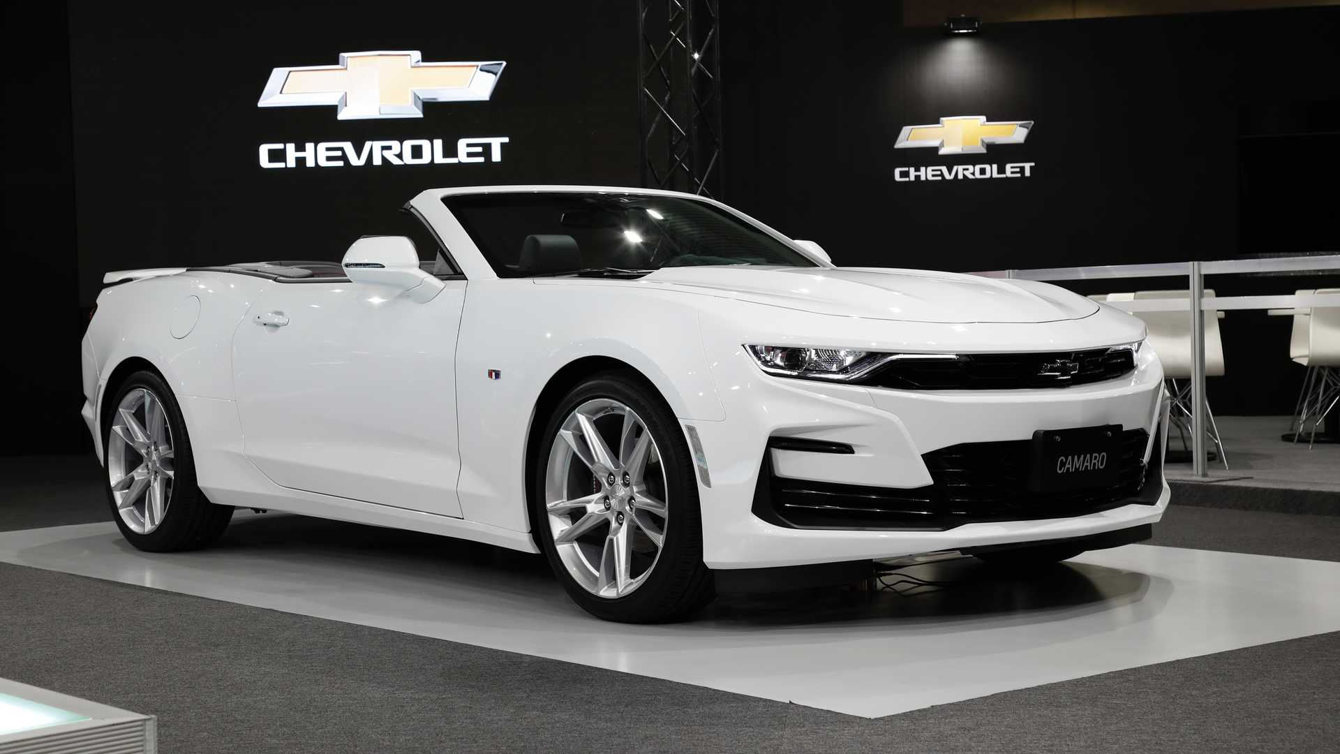 2021 chevy camaro ss 1le getting optional 10speed