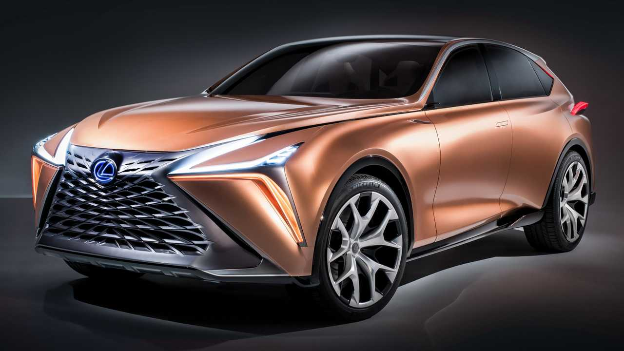 4 Lexus LQ Flagship SUV Could Have More Than 4 Horsepower