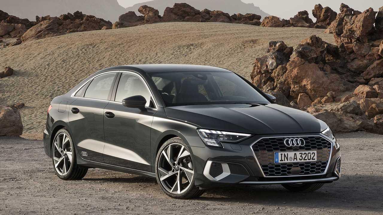 Седан Audi A3 (2020)