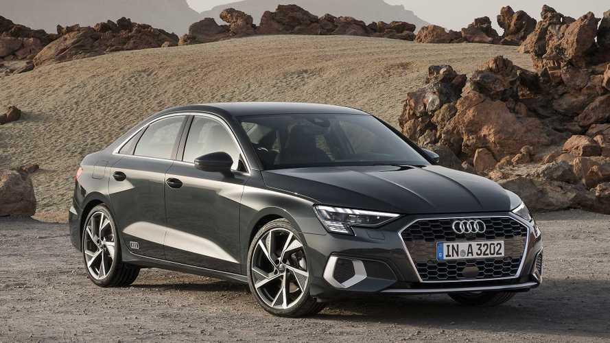 Новая Audi A3 получила четырехдверную версию