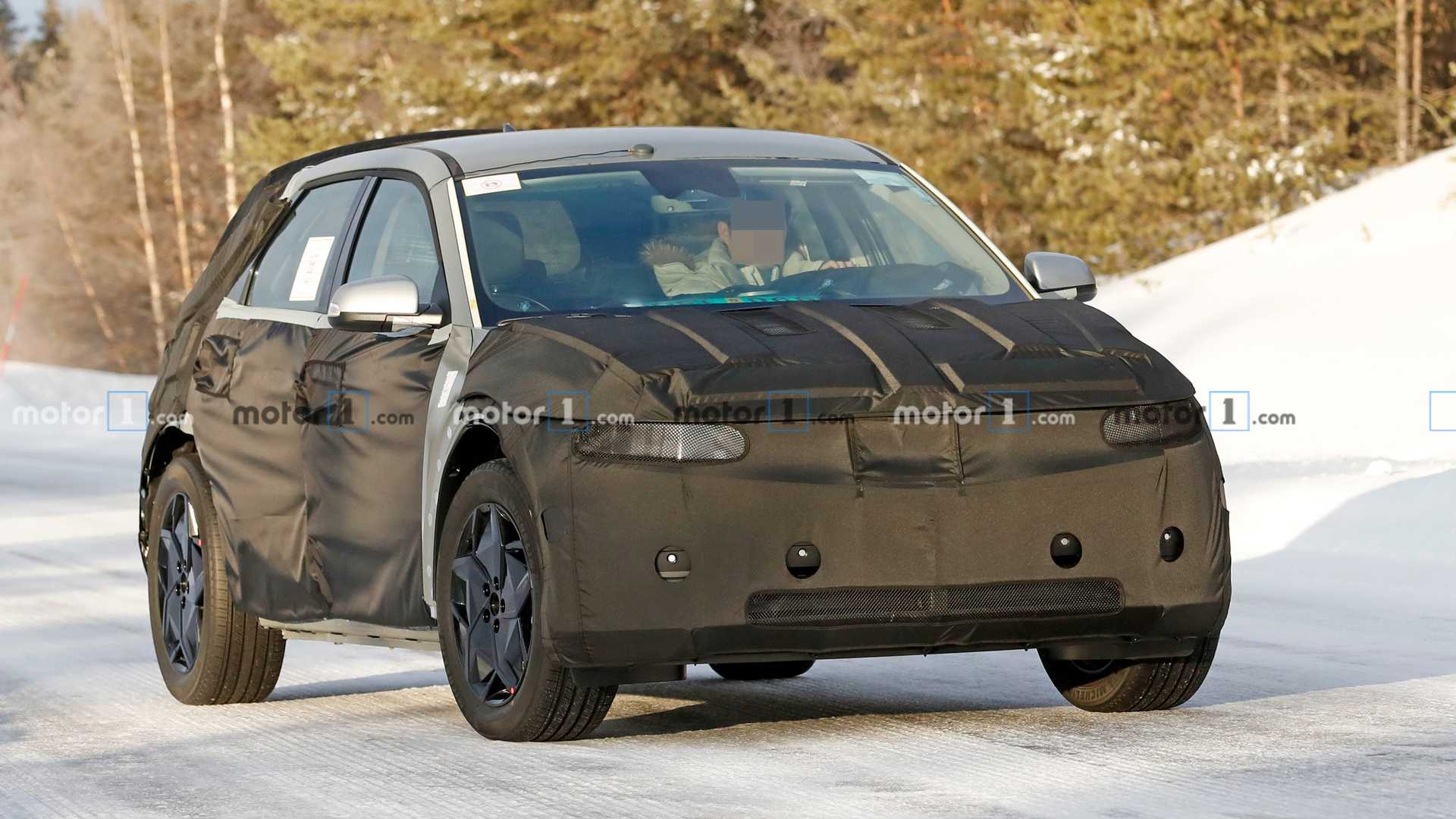 2021 Hyundai EV/45 6