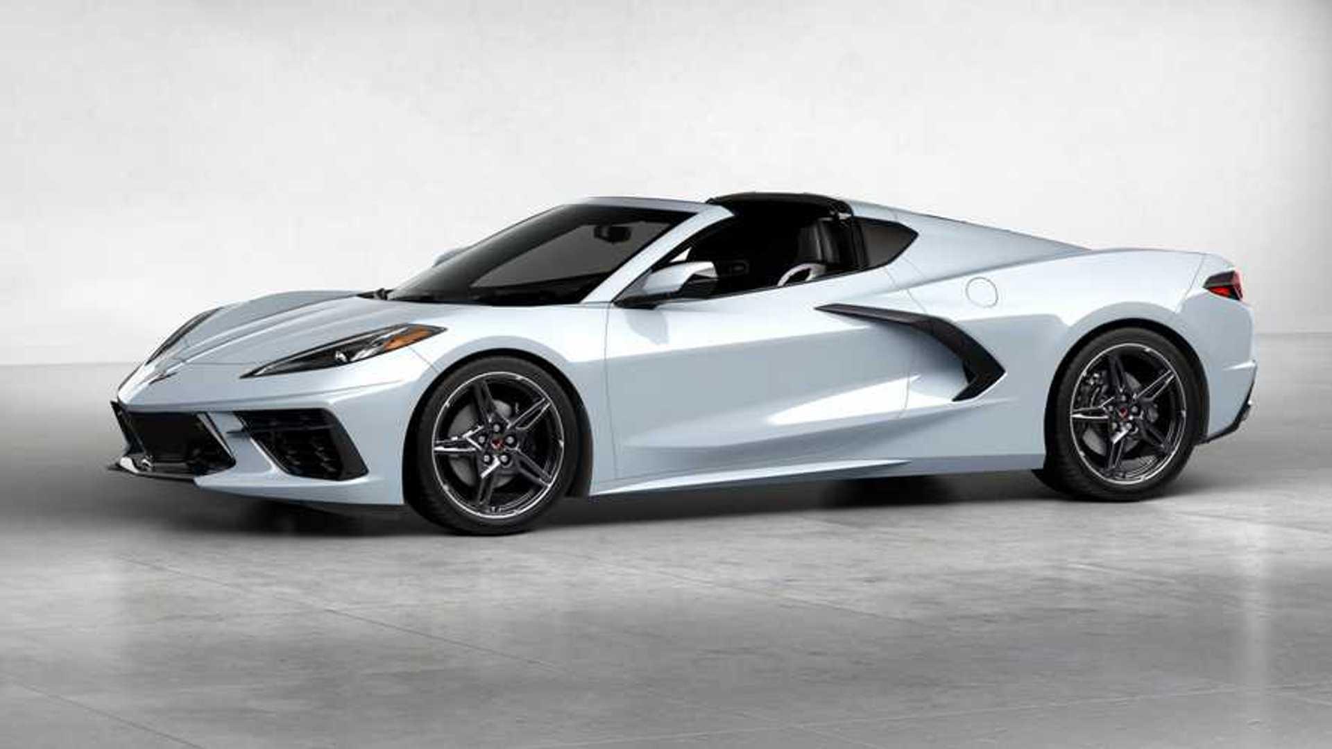 """[""""2020 Chevrolet Corvette Premier Auction Group""""]"""