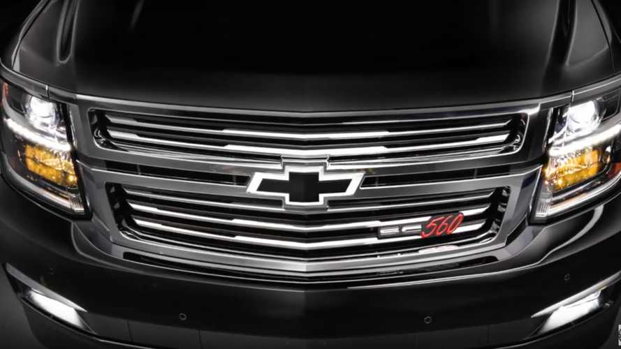 2020 Callaway Chevrolet Tahoe Is One Powerful Supercharged SUV