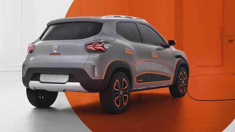 Dacia Spring Electric Concept (2020)