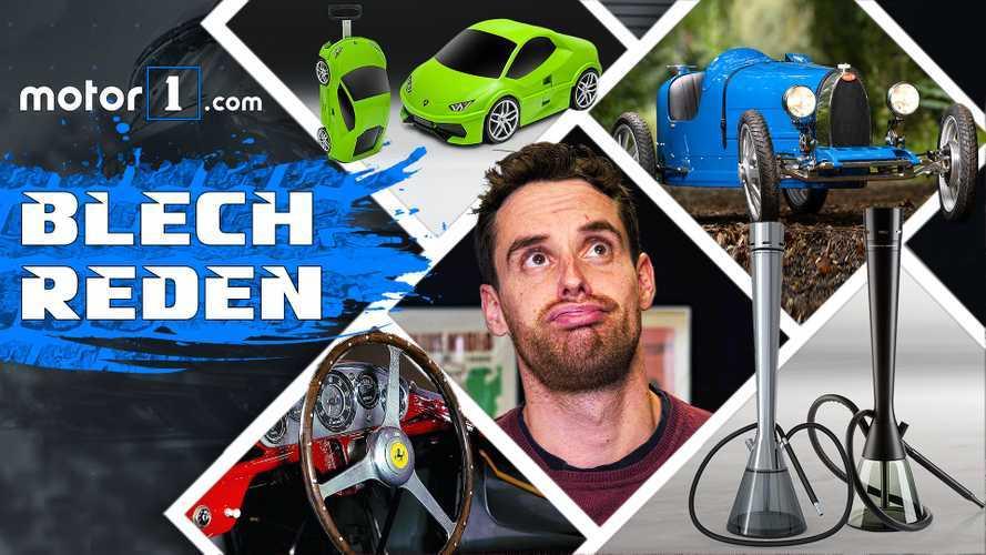 Video: Absurde Weihnachtsgeschenk-Ideen für Auto-Fans
