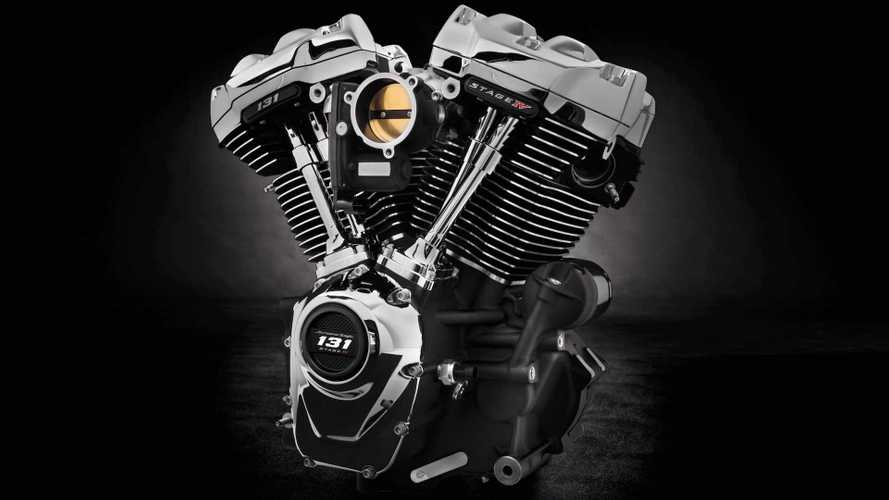 "Harley-Davidson Milwaukee Eight 131: 2.147 cc e una coppia ""da record"""