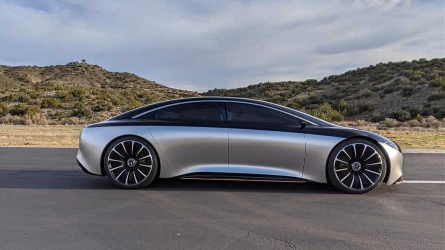These Are The Four EVs Mercedes Is Bringing To The U.S. By 2022