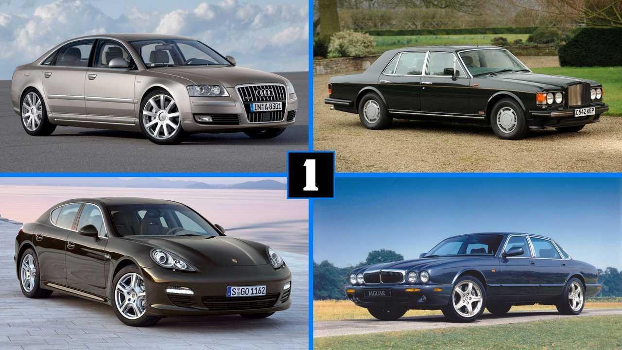 10 voitures de luxe pour moins de 20'000 euros