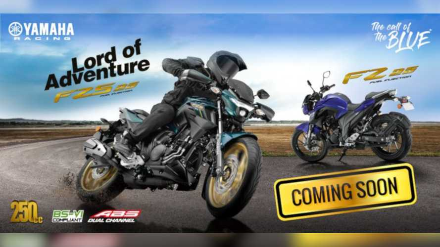 Yamaha India Is Now Taking Pre-Orders For The BS6 FZ 25