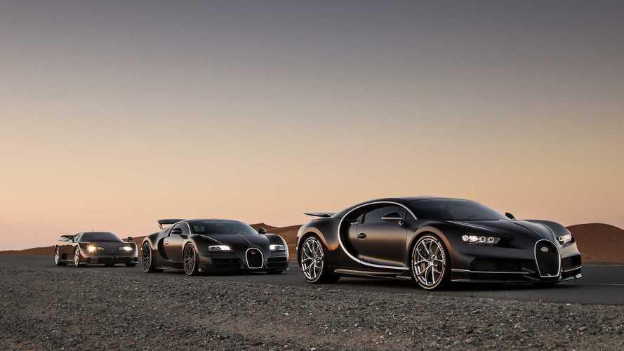 Volkswagen поддержал слухи о продаже Bugatti и… Lamborghini