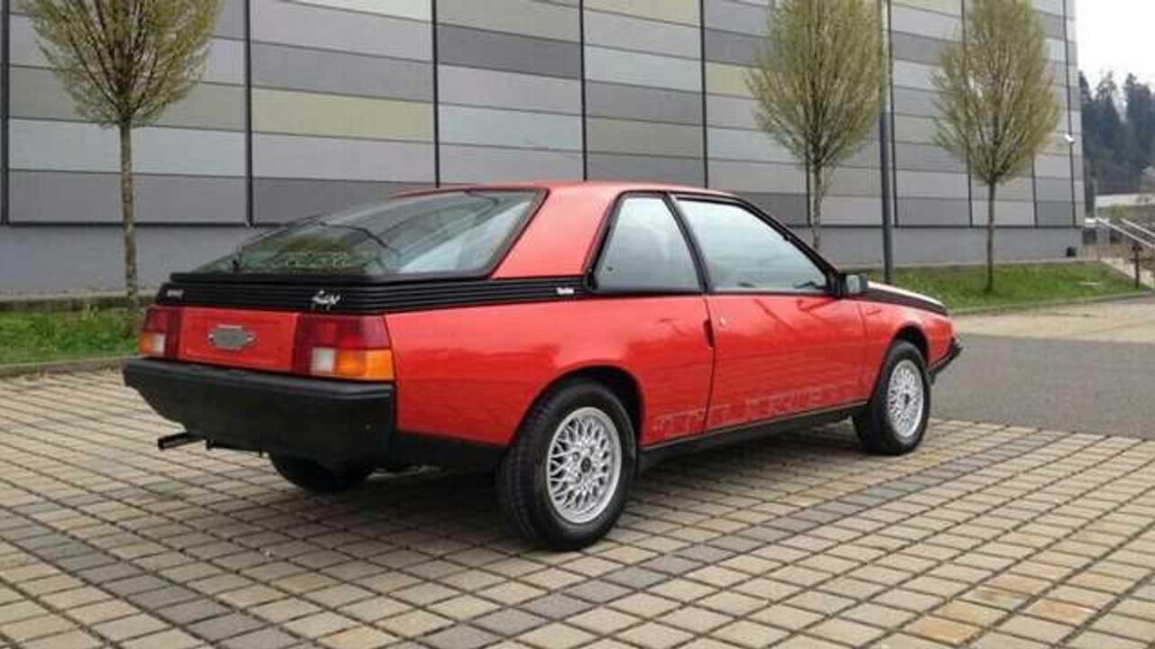 Renault Fuego Turbo, de segunda mano, a la venta