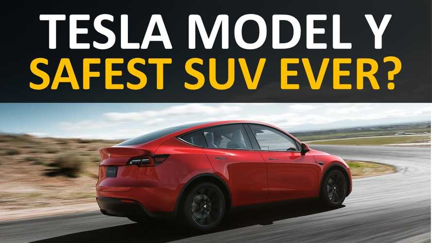 Will The Tesla Model Y Prove To Be The Safest SUV Ever Produced?