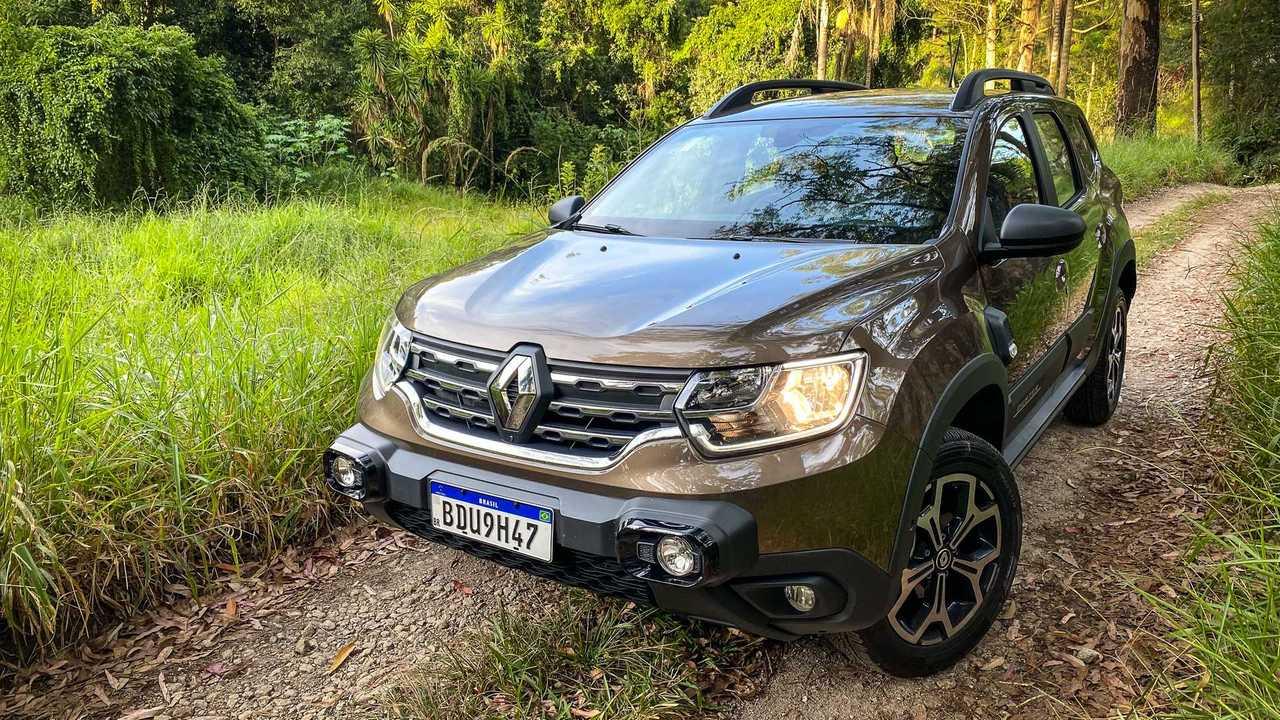 Novo Renault Duster Iconic 1 6 Cvt 2020 Pros E Contras