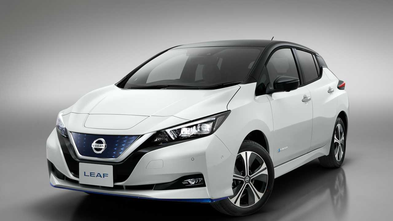 Nissan Leaf e+ - 6,5 secondi