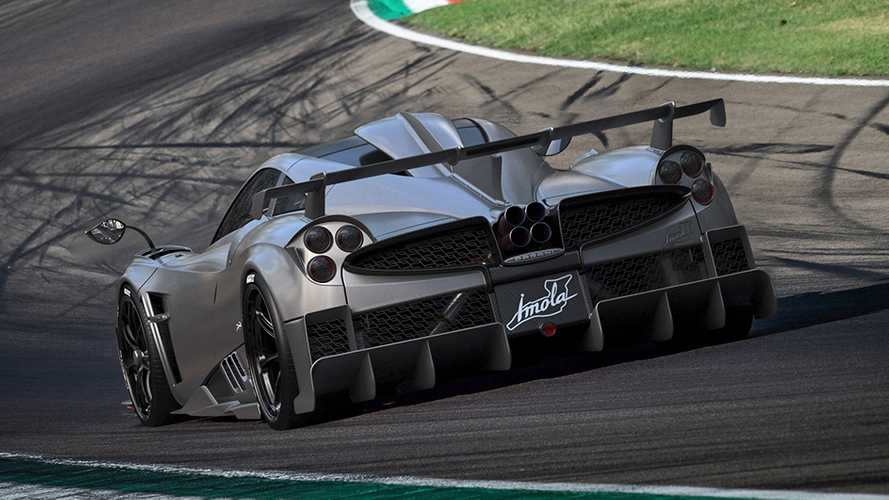 Pagani Huayra Imola - 827 ch et seulement cinq exemplaires