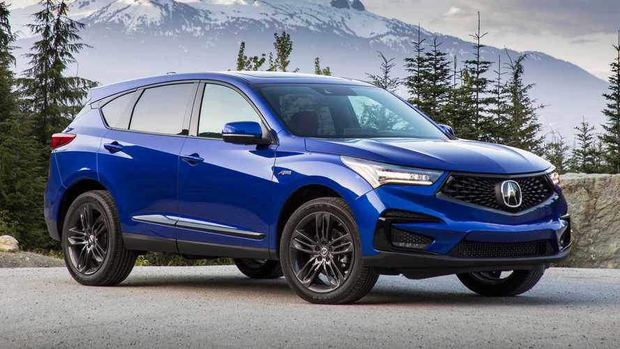 Acura Dealers Would Appreciate A New CUV Or SUV