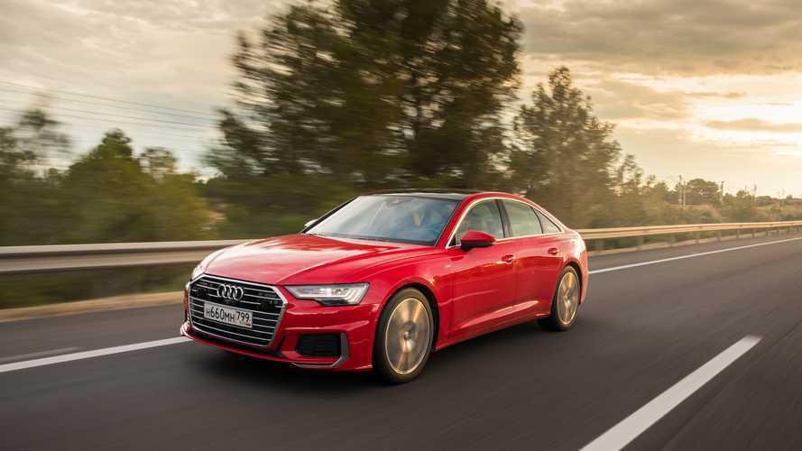 Объявлены цены на самые доступные и медленные Audi A6