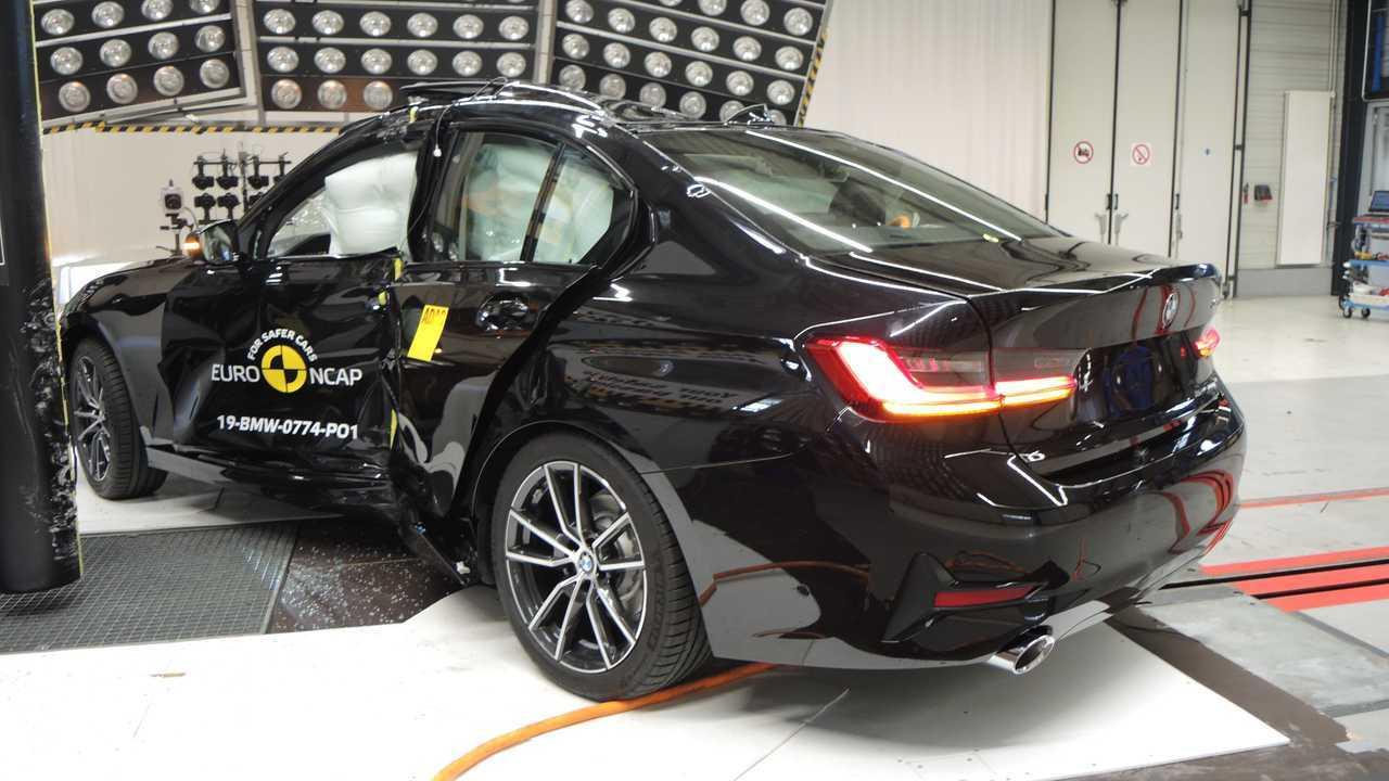 4 место - BMW 3-й серии