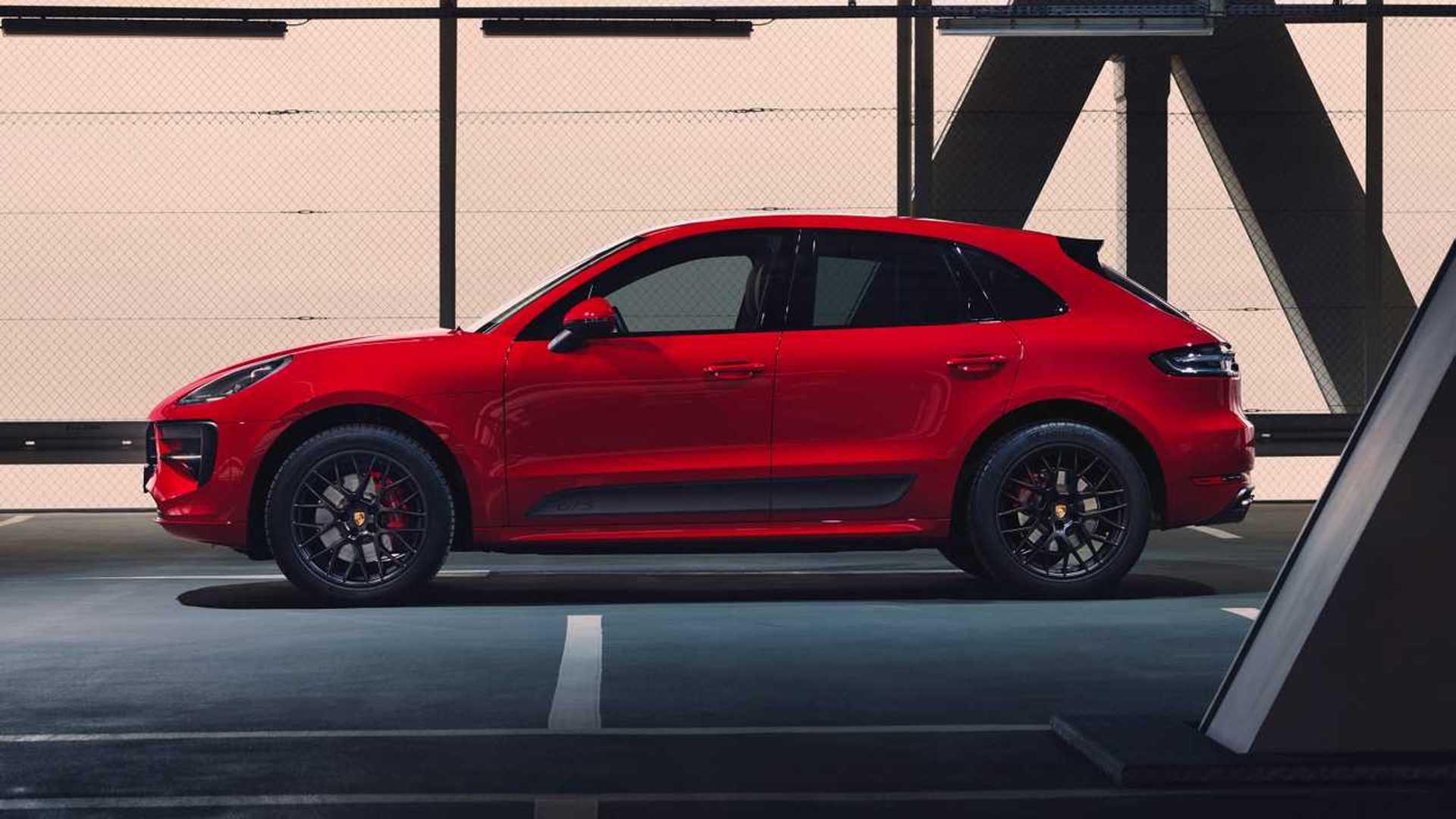 Porsche Macan Gts 2021 Chega Ao Brasil Por R 495 Mil