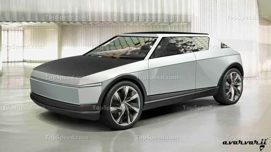 Tesla Cybertruck Envisioned As Ultra Cheap $25,000 Cybercar