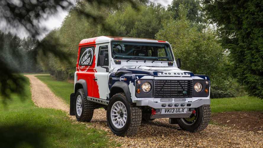 Land Rover adquiere a los especialistas de todoterreno, Bowler